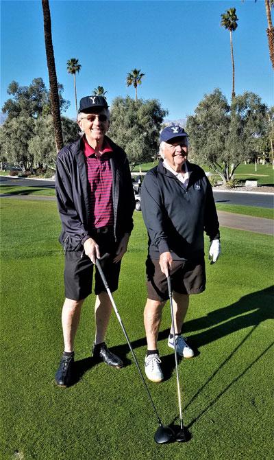 Barry Bardo and David Corcoran